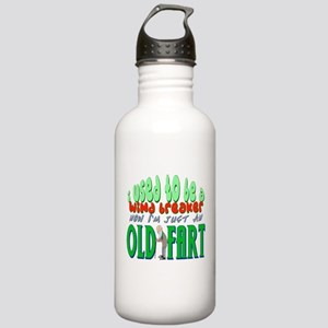 Old Fart Stainless Water Bottle 1.0L