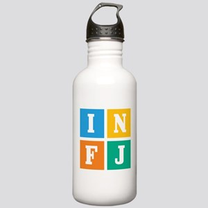 Myers-Briggs INFJ Stainless Water Bottle 1.0L
