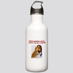 What Matters Most Stainless Water Bottle 1.0L