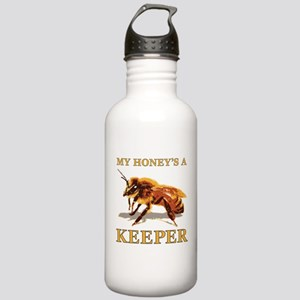 My Honey's a Keeper Stainless Water Bottle 1.0L