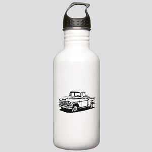 Old GMC pick up Stainless Water Bottle 1.0L