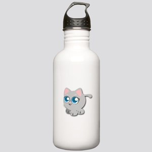 Anime Kitty Stainless Water Bottle 1.0L