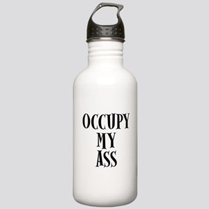 Occupy My Ass Protests Stainless Water Bottle 1.0L