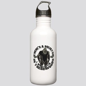 Believe in Bigfoot Stainless Water Bottle 1.0L