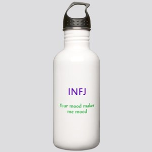 INFJ Moods Stainless Water Bottle 1.0L