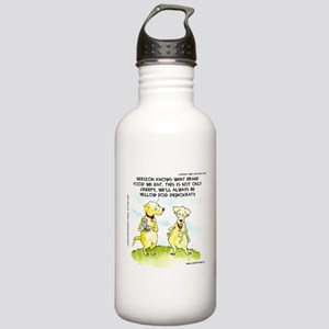 Yellow Dog Democrats The NSA Water Bottle