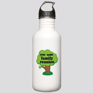 Personalized Family Reunion Stainless Water Bottle