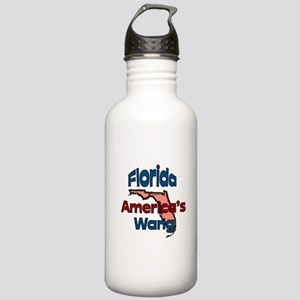Florida America's Wang Stainless Water Bottle 1.0L