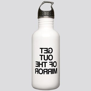 Get Out Of The Mirror Stainless Water Bottle 1.0L