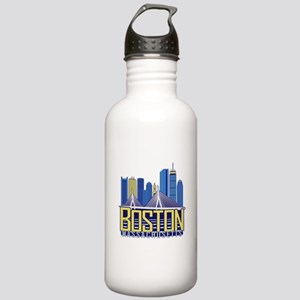Boston Stainless Water Bottle 1.0l