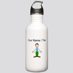Custom Boss Water Bottle