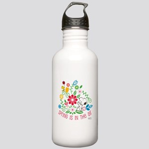 Snoopy Spring Stainless Water Bottle 1.0L