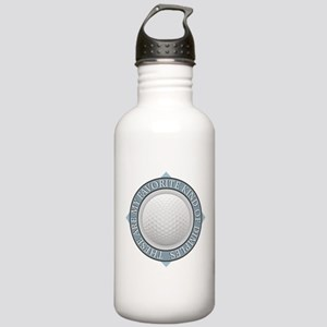 Golf - My Favorite Kin Stainless Water Bottle 1.0L