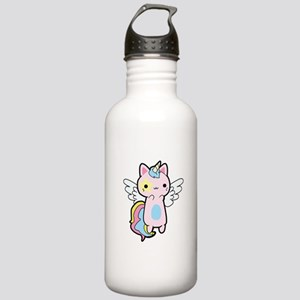 Cat Unicorn Fly Kawaii Stainless Water Bottle 1.0L