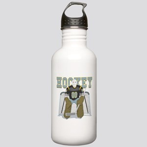 Hockey Goalie Stainless Water Bottle 1.0L