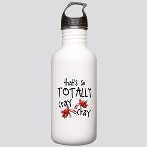 Totally Cray Cray Stainless Water Bottle 1.0L