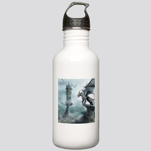 Tower Dragons Stainless Water Bottle 1.0L