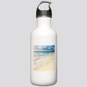 Beautiful Beach Stainless Water Bottle 1.0L