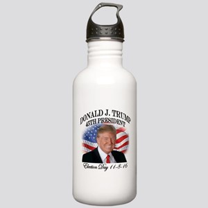 President Trump Stainless Water Bottle 1.0L