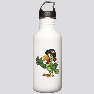 Pirate-Parrot Stainless Water Bottle 1.0L
