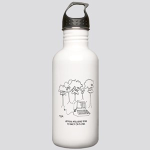 Artificial Intelligenc Stainless Water Bottle 1.0L