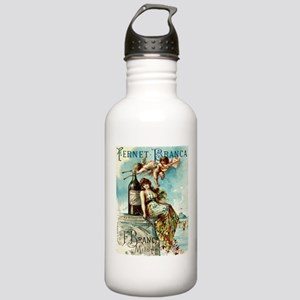 Fernet Branca Ad Stainless Water Bottle 1.0L