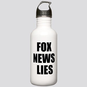 FOX News LIES Stainless Water Bottle 1.0L