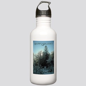 Happy Solstice Stainless Water Bottle 1.0L