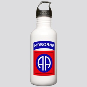 82nd Airborne Division Stainless Water Bottle 1.0L
