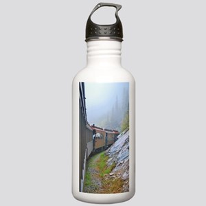 Winter Train Stainless Water Bottle 1.0L