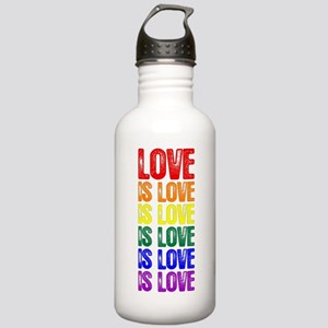 Love is Love is Love Stainless Water Bottle 1.0L