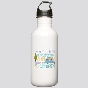 Yes, I do have a retir Stainless Water Bottle 1.0L
