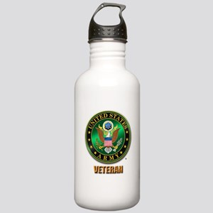 U.S. ARMY VETERAN Water Bottle