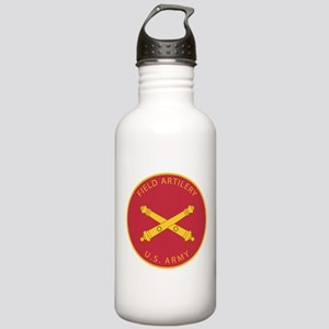 US Army Field Artilery Stainless Water Bottle 1.0L