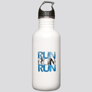 RUN x 3 Stainless Water Bottle 1.0L