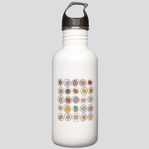 circles in cirlcles Stainless Water Bottle 1.0L