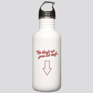 Dirty Humor Stainless Water Bottle 1.0L