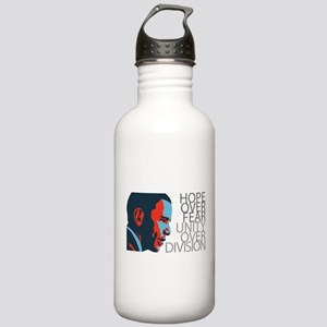 Obama - Red & Blue Stainless Water Bottle 1.0L
