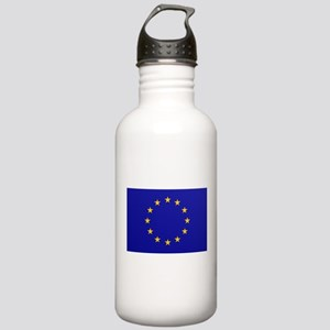 EU European Union Water Bottle