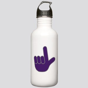 Big Purple Loser Stainless Water Bottle 1.0L