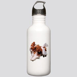 Cavalier Running- Blenheim Stainless Water Bottle