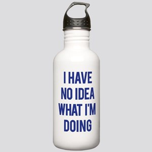 I Don't Know... Stainless Water Bottle 1.0L