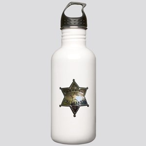 Mayberry Deputy Badge Water Bottle
