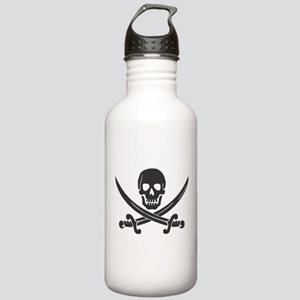 Calico Jack Pirate Stainless Water Bottle 1.0L