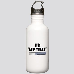 I'd Tap That! Stainless Water Bottle 1.0L