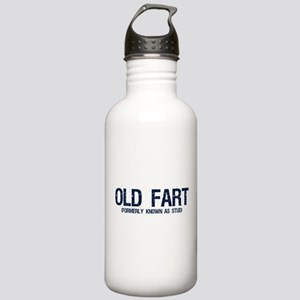Old Fart, Formerly known as stud Stainless Water B