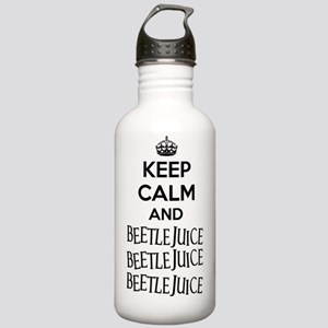 Keep Calm and Beetleju Stainless Water Bottle 1.0L