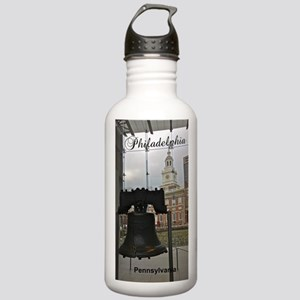 Philly_5.5x8.5_Journal Stainless Water Bottle 1.0L