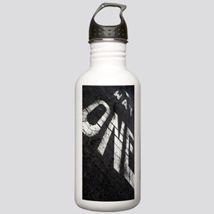 One Way Stainless Water Bottle 1.0L