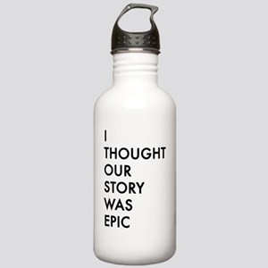 I Thought Our Story Wa Stainless Water Bottle 1.0L